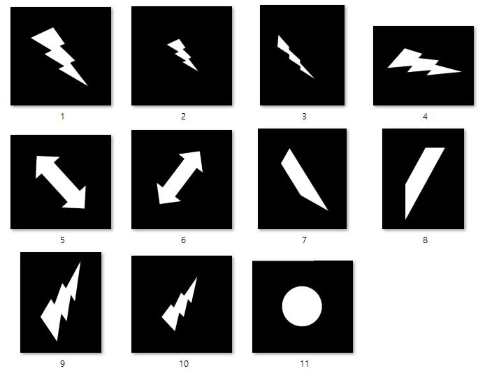 Python과 OpenCV – 18 : 이미지의 등치선(Contours) – 4/5 – GIS Developer